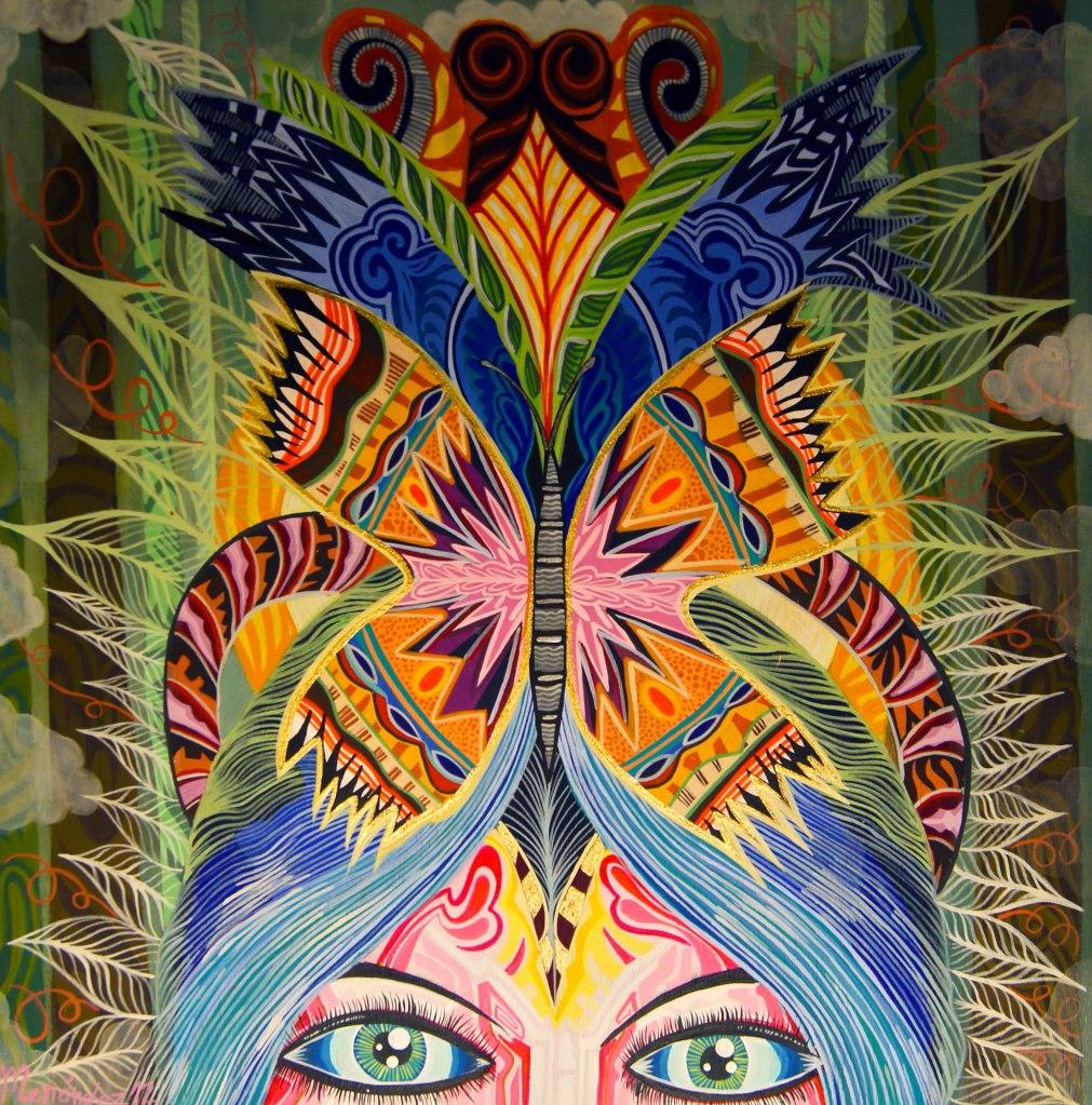 El sueño de una mariposa