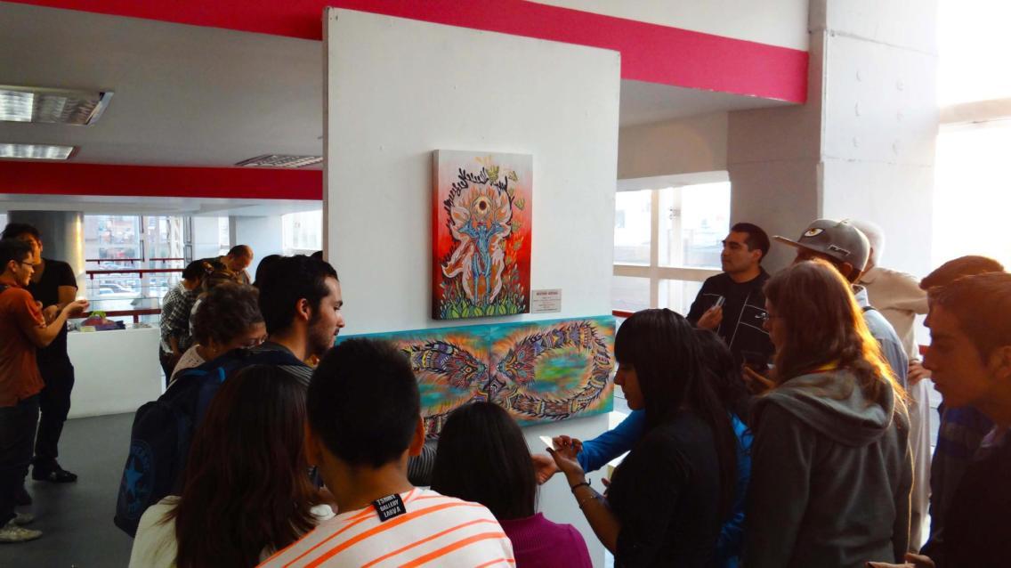 """Inauguración Expo """"Monstruos Mesicanos"""""""""""