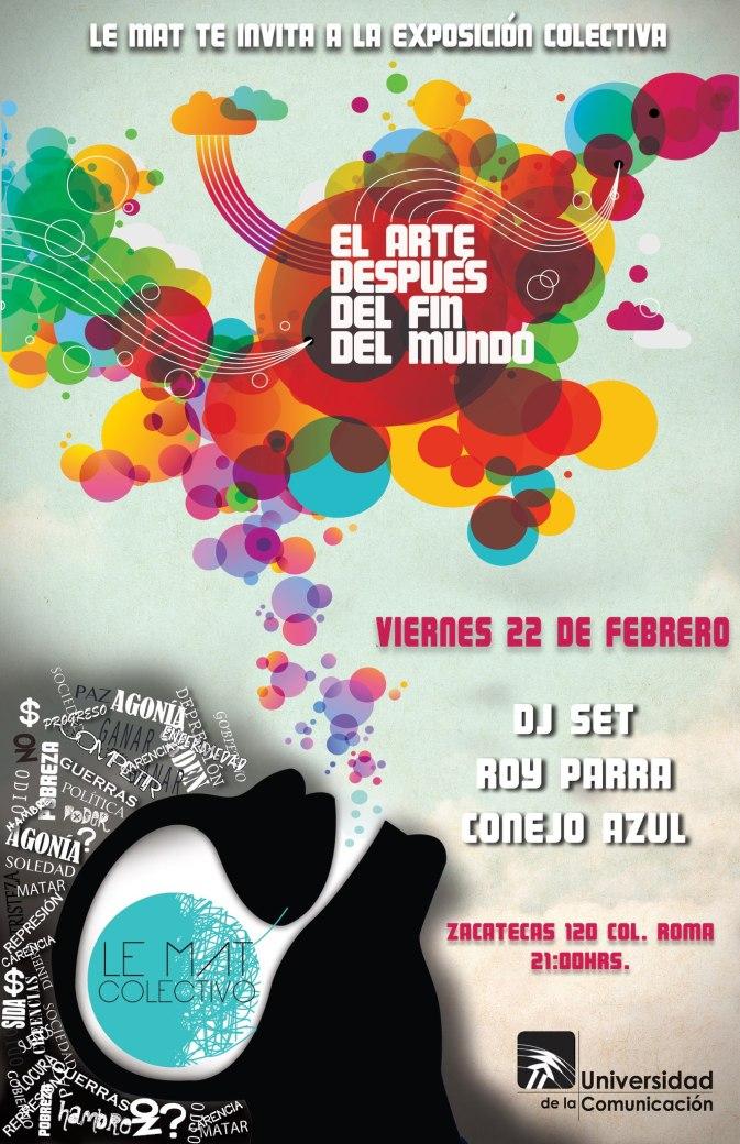 """""""El arte después del Fin del Mundo"""""""