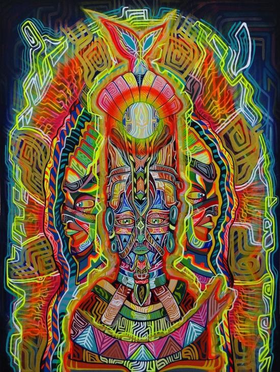 """""""En su ascenso no hay luz, En su caída no hay oscuridad, Un hilo continuo más allá de la descripción, Perfilando lo que no puede existir, Su forma es no-forma, Su imagen es ninguna, Su nombre es misterio, Afrontándolo, no tiene rostro, Siguiéndolo, no tiene espalda."""" Lao-Tse"""