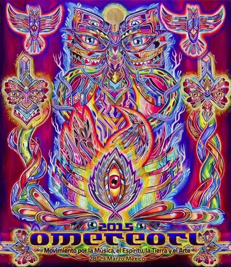 Ometeotl Festival 2015