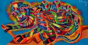 """""""Conexiones con el Infinito"""" (Connections with the infinite)"""